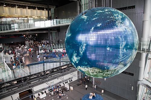 日本科学未来館の画像
