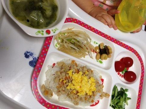 「管理栄養士おすすめレシピ③」子供ごはんプレートの画像7
