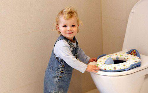 トイレトレーニングをする子どもの画像8