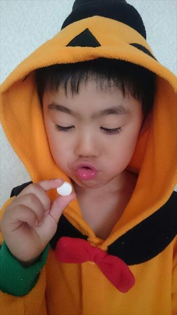 ノビーノユーザー財前嫁お子さんが食べている画像10