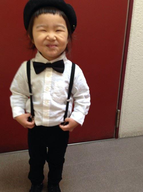 入園式・卒園式で着る男の子のキッズコーディネート画像8