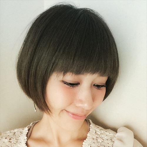 入園式・卒園式でママにおすすめの髪型ミディアムボブの画像2