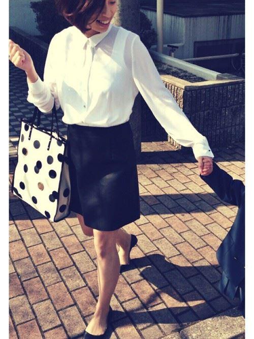 入園式・卒園式におすすめのママの服装画像イメージ