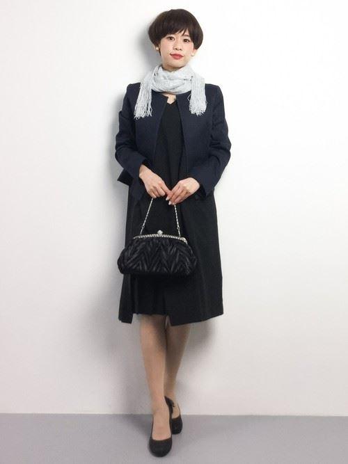 入園式・卒園式におすすめのママの服装画像2