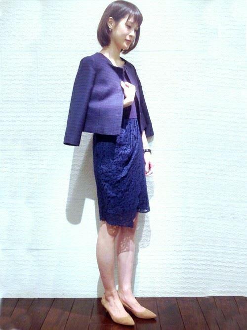 入園式・卒園式におすすめのママの服装画像3