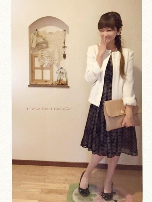 入園式・卒園式におすすめのママの服装画像5