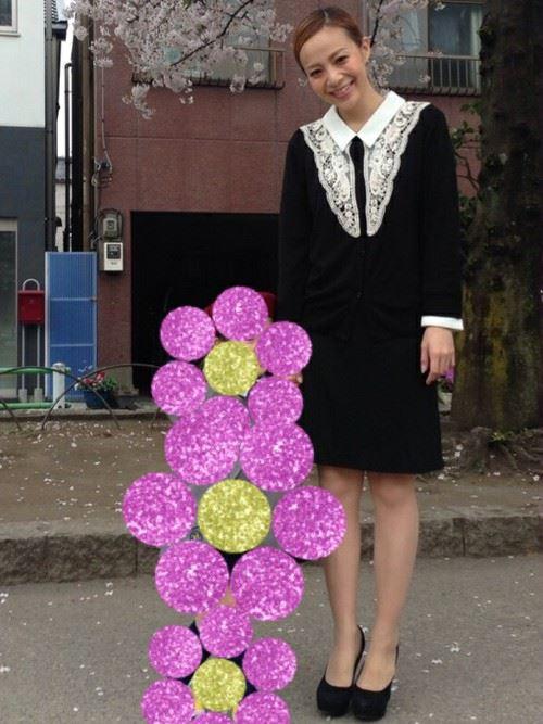 入園式・卒園式におすすめのママの服装画像10