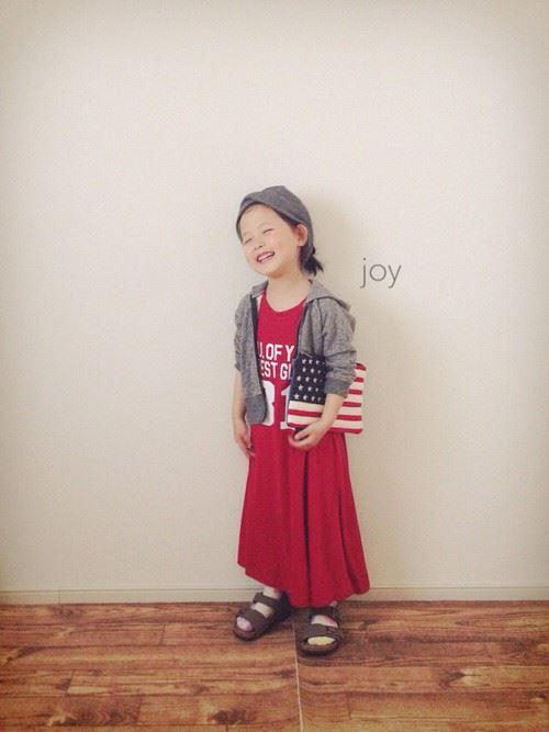 女の子のキッズウェアリスタ・公認ユーザーのコーディネート画像8
