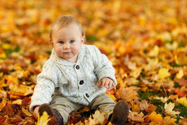 生後7ヶ月の赤ちゃんの画像