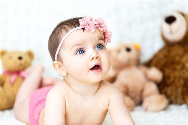 生後11ヶ月赤ちゃんの画像