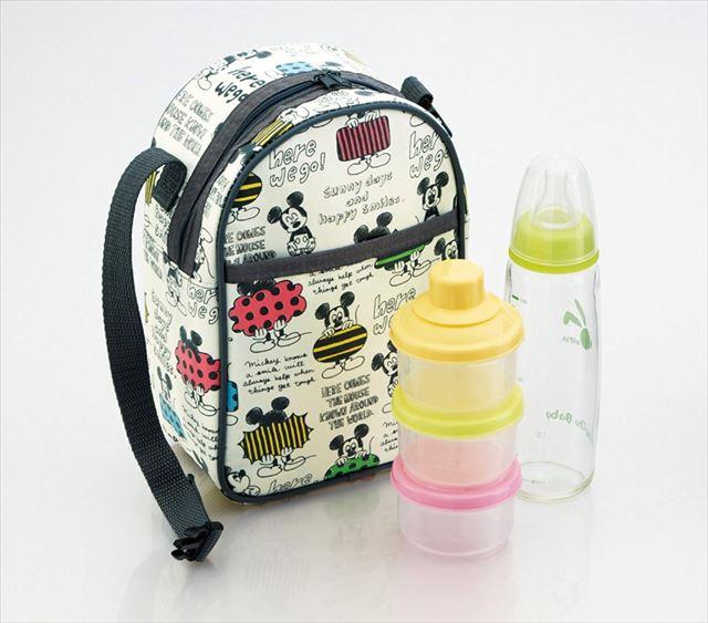 人気の哺乳瓶ケースと哺乳瓶の画像